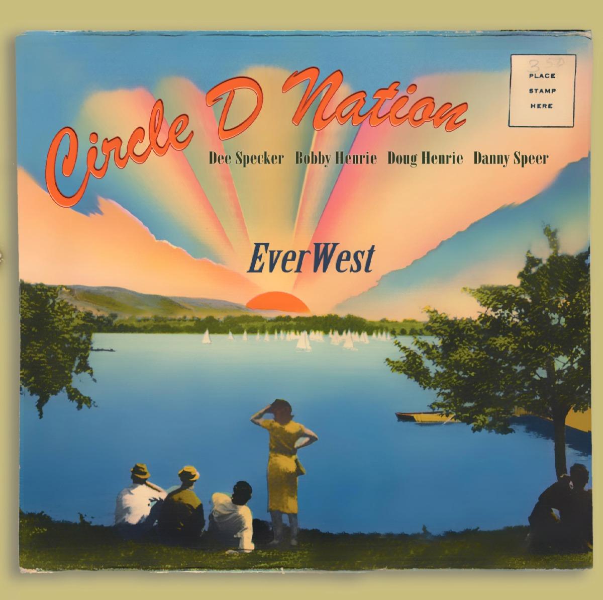 Circle D Nation CD