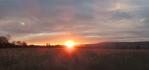 sunrise 10-13-2013 pano