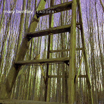 CD cover art for Ladder by Mary Bentley